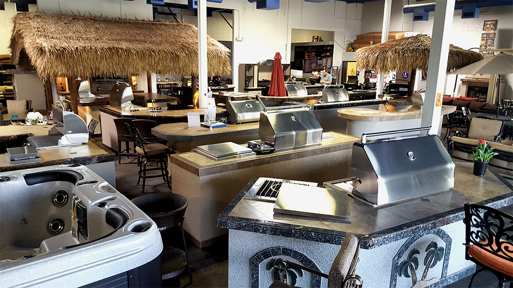 Victorville bbq islands victorville bbq grills extreme backyard designs - Extreme backyard designs ...