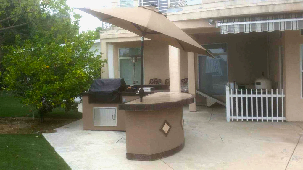 custom bbq islands riverside