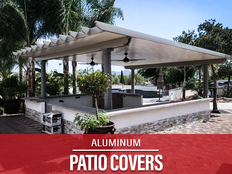 Aluminum Patio Covers Riverside